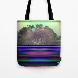 Point Lobos By Kenny Rego Tote Bag