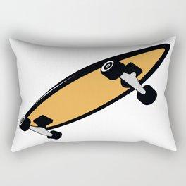 Skateboart Rectangular Pillow