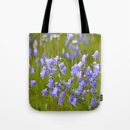 Bluebells Meadow #decor #society6 Tote Bag
