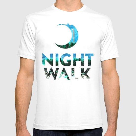 Night Walk T-shirt