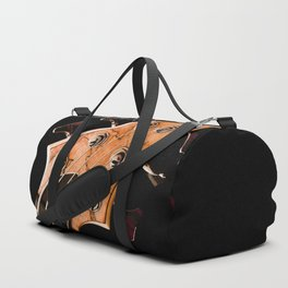 Engine of the Band (Color) Duffle Bag