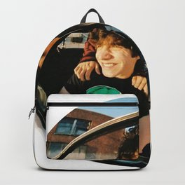 bubble poster Backpack