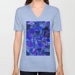 Matisse Blue Unisex V-Neck