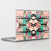 austin Laptop & iPad Skins featuring Austin by Pattern State