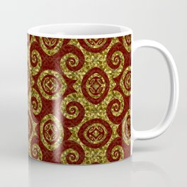Luxurious Spirales Coffee Mug