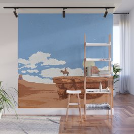 OUT WEST Wall Mural