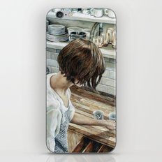 Not This Spoon iPhone & iPod Skin