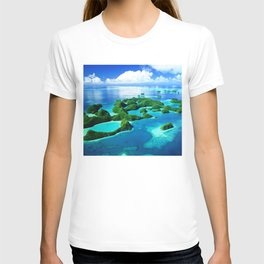 70 Wild Islands Palau T-shirt