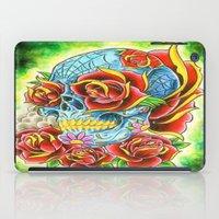 tatoo iPad Cases featuring Tatoo ART 6 by The Greedy Fox