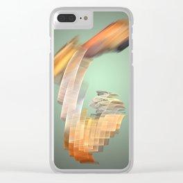 C just C Clear iPhone Case