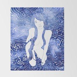 Nereid XXVIII Throw Blanket