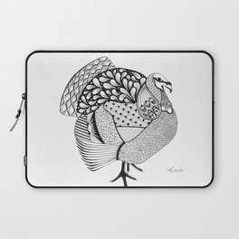 An Ode to Turkey Laptop Sleeve