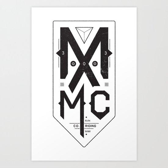 MXMC Art Print