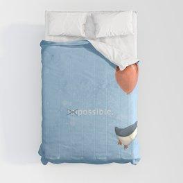 Penguin Possible Comforters