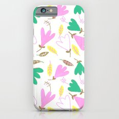 Hibiscus Slim Case iPhone 6s