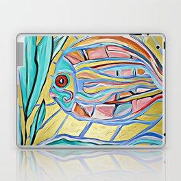 Goldfish Art Laptop & iPad Skin