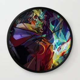 He who had the Favor Wall Clock