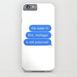 Flint iPhone Case