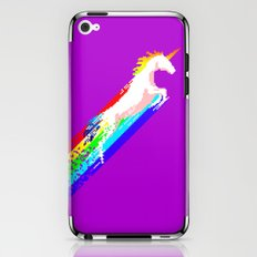 Pixel Unicorn iPhone & iPod Skin