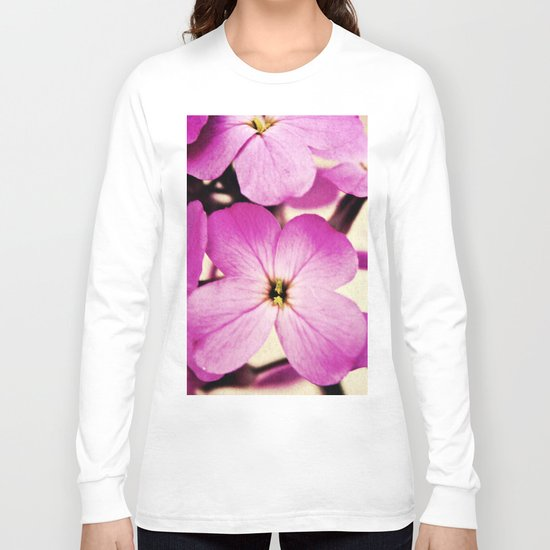 Potent Purple Long Sleeve T-shirt