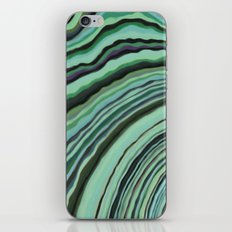Mineralicious~Mint Tourmaline iPhone & iPod Skin