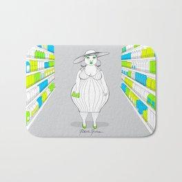 Shopping Bath Mat