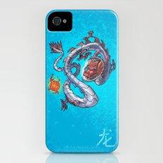 Astro Zodiac Force 05: Dragon iPhone (4, 4s) Slim Case