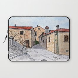 Village in Portugal Laptop Sleeve
