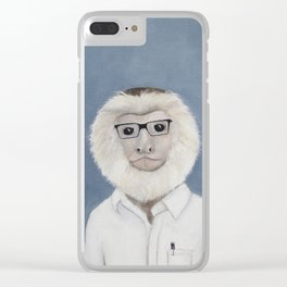 Year of the Monkey Clear iPhone Case