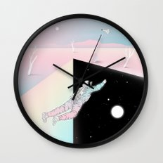 Edge of Existence Wall Clock