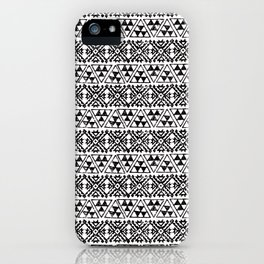 AZTEC PRINT iPhone Case