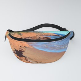 Red Cliffs of PEI Fanny Pack