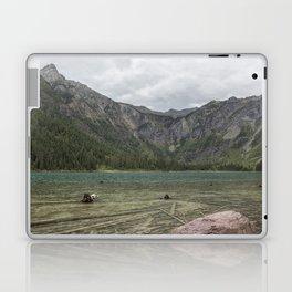 Avalanche Lake No. 2 - Glacier NP Laptop & iPad Skin