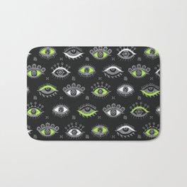 Eye Spy Charcoal Bath Mat