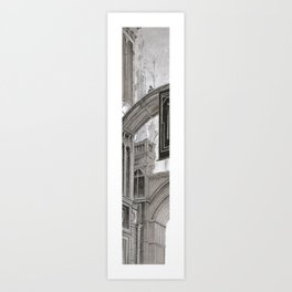 Tower 2 Art Print