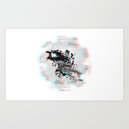 Chrysocolla (series) - 10 Art Print