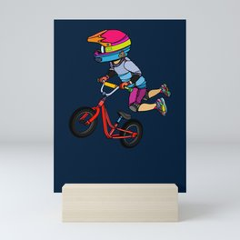 Got Balance Mini Art Print