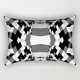 Rubik series 3 Rectangular Pillow