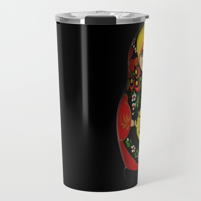 Russian souvenir Travel Mug