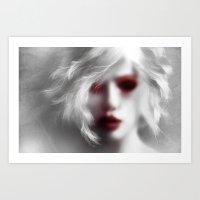 MonGhost II Art Print