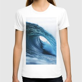 wave, waves T-shirt