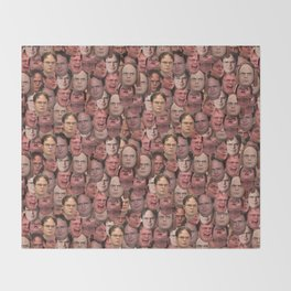 Dwight Throw Blanket