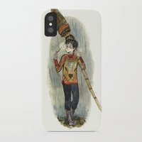 quidditch iPhone & iPod Cases featuring Harry Potter Quidditch Prep by Beastlyworlds