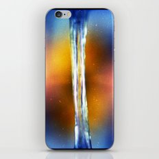 color in motion #2 (35mm multiple exposures) iPhone & iPod Skin