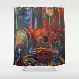 Morning Will Come Shower Curtain