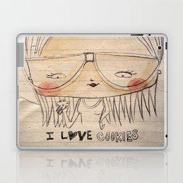 I love cookies! Laptop & iPad Skin