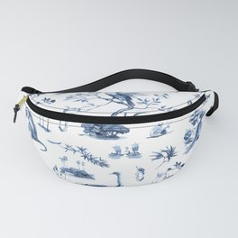 Exotic Aesthetic pattern Fanny Pack
