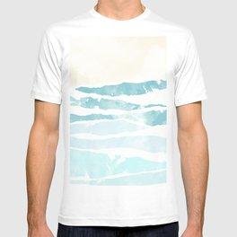 Sea waves T-shirt