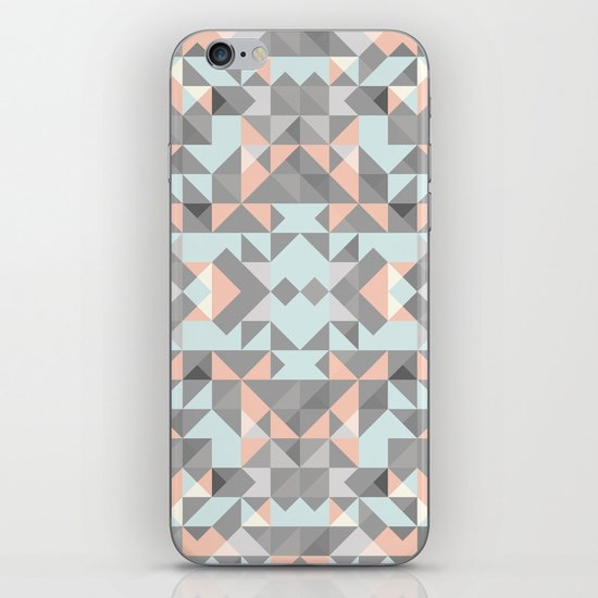 easygoing iPhone Skin
