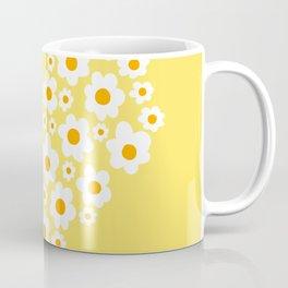 Floral Heart Coffee Mug